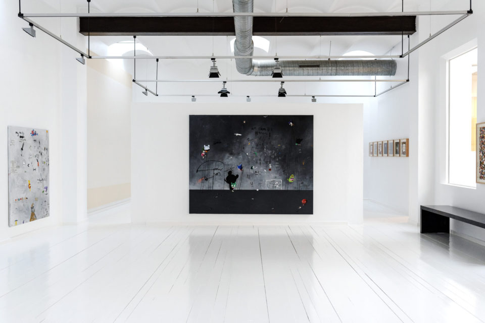 Image of the Edgar Plans exhibition