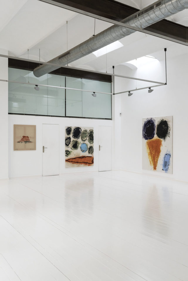 Charles Husser Exhibition at Alzueta Gallery