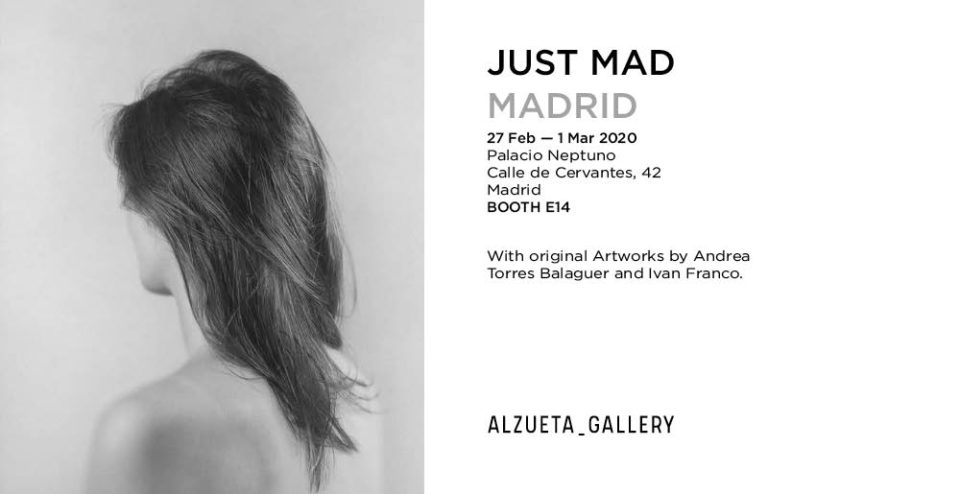 Alzueta Gallery at Just Mad