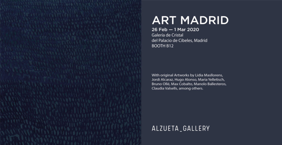 Alzueta Gallery at Art Madrid