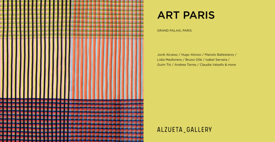Alzueta Gallery at Art Paris 2020