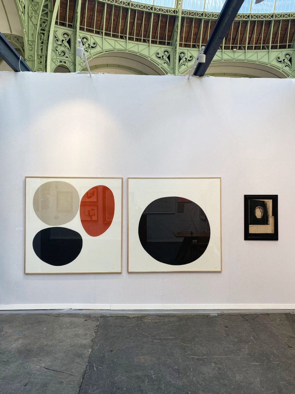 Alzueta Gallery at Art Paris