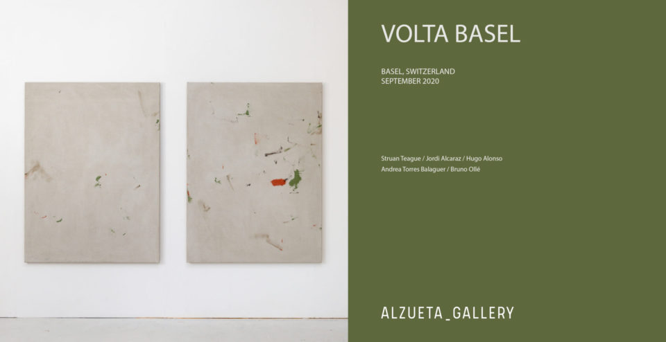 Alzueta Gallery at Volta Basel Art Fair