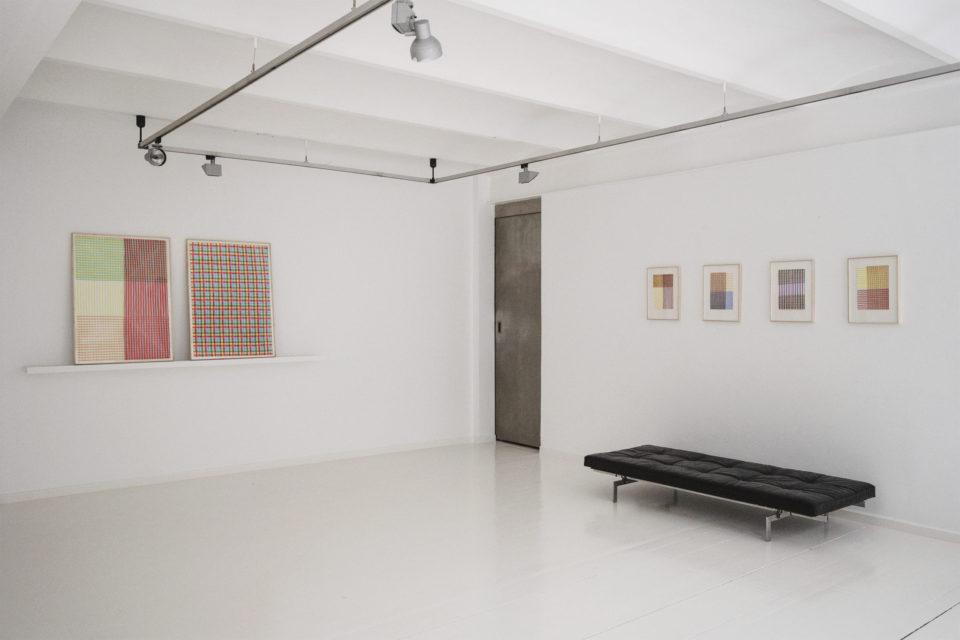 Isabel Servera Solo Show Alzueta Gallery