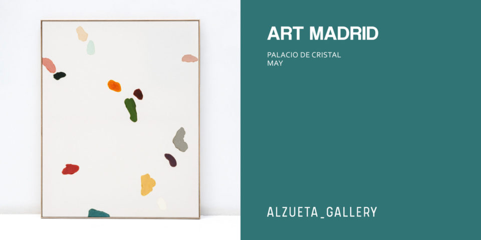 ART MADRID Alzueta Gallery 2021