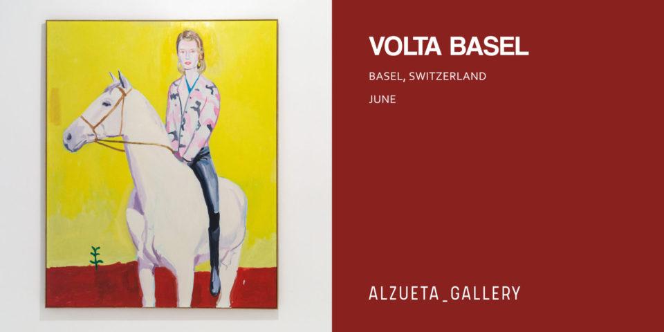 VOLTA BASEL 2021 Alzueta Gallery