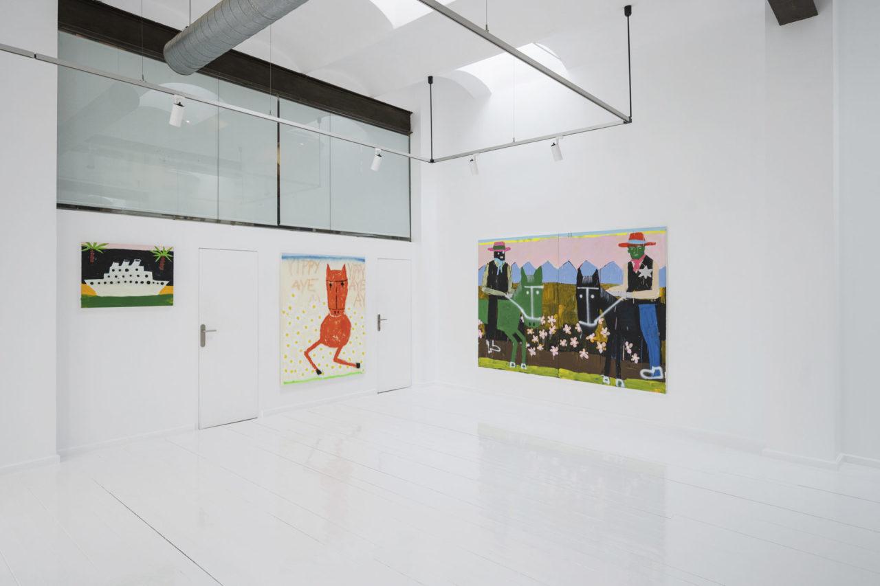 Gabrielle Graessle Exhibition Alzueta Gallery