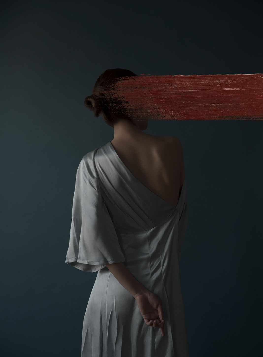 Contemporary Portrait photography by artist Andrea Torres Balaguer